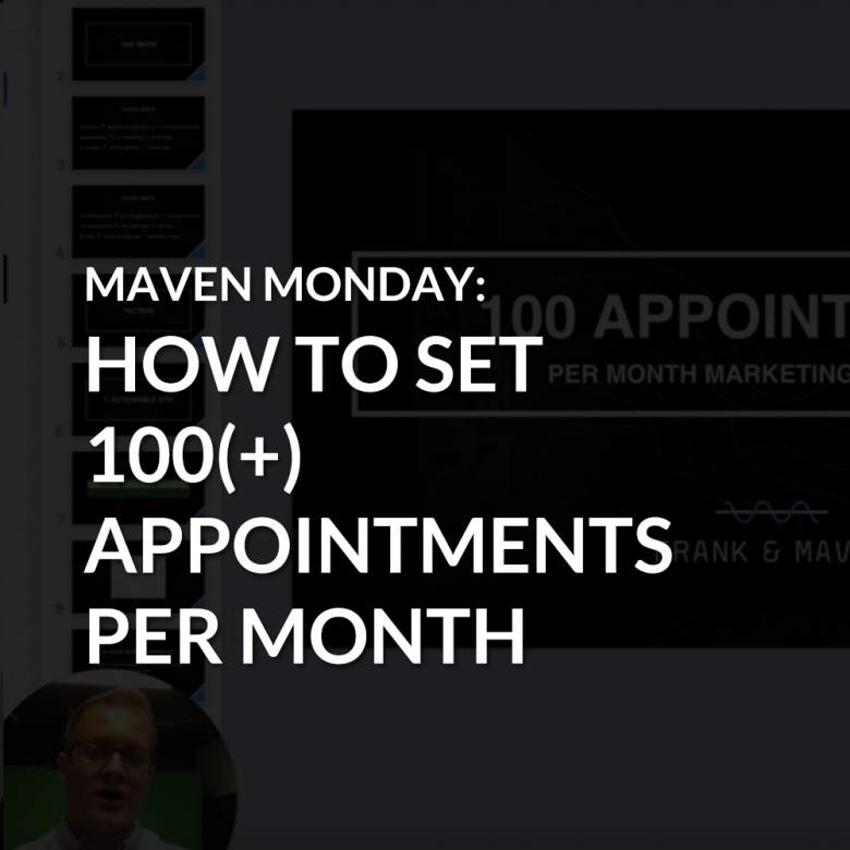 Episode 32:  How to Set 100(+) Appointments per Month